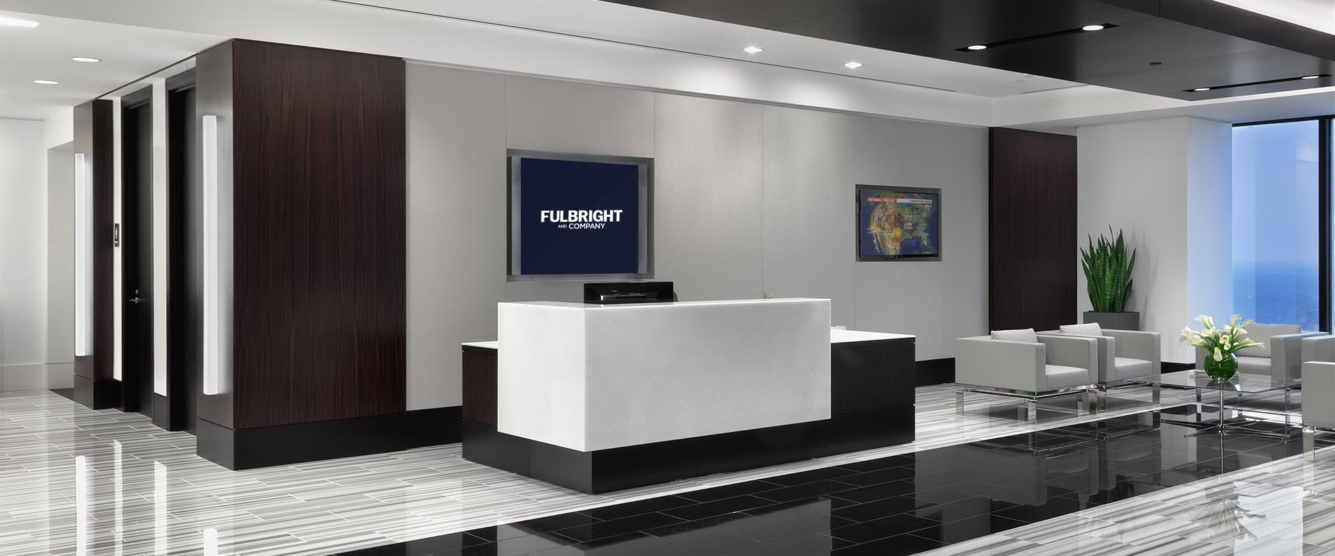 Custom Office Furniture Spring Tx By Fulbright Amp Company